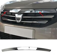 2015 Up Dacia LODGY STEPWAY Chrome Front Grill Streamer 1 Pieces S.STEEL