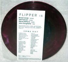 "FLIPPER Someday 7"" EP PUNK ROCK Original Pressing REDISH MARBLE Bruce Lose OOP"
