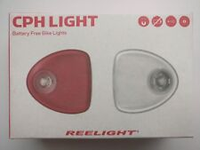 Reelight CPH LED Bike Bicycle Cycling Front Head Rear Tail Lamp Light Set Flash