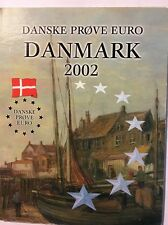Le Danemark Euro Pattern set-sonde, essai, procès, EUROPROBEN