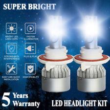 H13 9008 LED 1800W 270000LM Headlight Conversion Kit H/L Beam Bulbs 6500K 2019