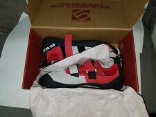 New Five Ten by Adidas Men's Wall Master Rock Climbing Shoes Scarlet - Size 12