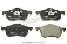 VOLVO S60 S80 V70 XC70 (1999-2007) Brake Pad Set FRONT JURID +1 YEAR WARRANTY