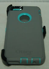 New! Otterbox Defender Series Case & Holster Belt Clip for Iphone 6 Plus (5.5)