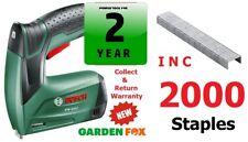 Nouveau Bosch-PTK 3,6 LI Sans fil Agrafeuse/agrafeuse 0615991EU6 3165140897068 #V