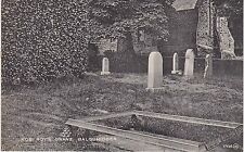Rob Roy's Grave, BALQUHIDDER, Perthshire