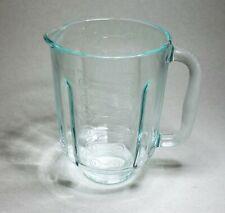 CUISINART SMARTPOWER DUET 6 CUP or 48 OZ. GLASS BLENDER JAR for CB-18C & SPB-6C