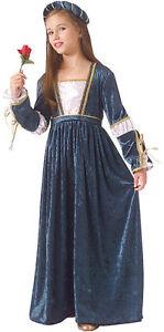 Child Renaissance Juliet Costume