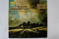Brahms double concert tragique ouverture schneiderhan forte Fricsay (lp22)