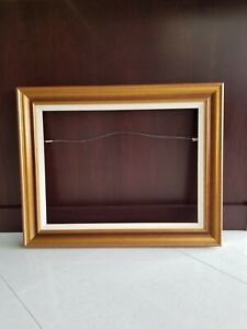 Large Victorian Style Picture Frame in Fabulous Condition 🍒 Beautiful Colors