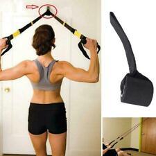 1*Rally Foam Door Buckle Fitness Resistance Bands Elastic BandsTraining S0F2