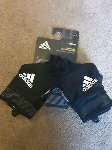 Adidas Aero Ready Gloves Brand New