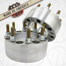 "2 USA | Dodge Ford | 3.5"" Wheel Adapters / Spacers 