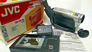 JVC Camcorder -JVC GR-FX16e + bag as a present