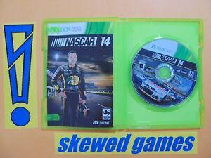 NASCAR 14 - cib - 2014 - XBox 360 Microsoft