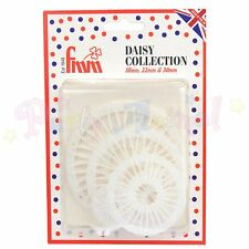 FMM Sugarcraft The Daisy Collection Cutter Set of 5