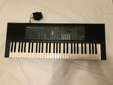 Yamaha PSR-36 1988 Portable Keyboard 61 Keys EXCELLENT Condition Orig. Charger