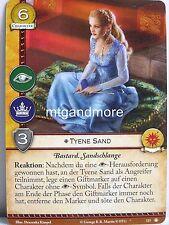 A Game of Thrones 2.0 LCG - 1x Tyene Sand dt. #115 - Echter Stahl