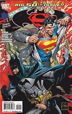 SUPERMAN BATMAN #50 / GREEN / JOHNSON / BENES / DC COMICS / 2008