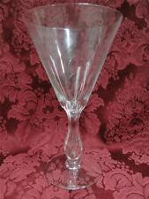 """Kosta Boda Grace, flared: Water Goblet (s), 7"""""""
