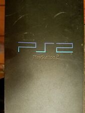 PS2 Playstation 2 Console Works? Unknown, Selling For Parts SCPH-39001