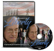 In Search of Liberty (Dvd, 2017) Constitution movie - New - Factory Sealed