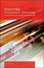 Improving Transition Planning For Young People With Special Educational Needs: F
