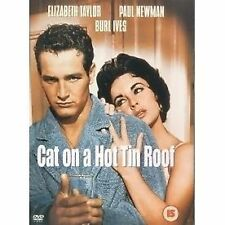 Cat on a Hot Tin Roof 7321900566179 DVD / Normal and Widescreen Region 2