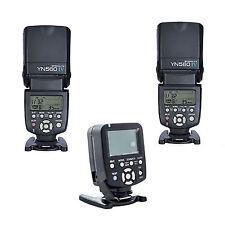 Yongnuo 2x YN-560 IV Aufsteckblitz Blitzgerät mit YN560TX-N Controller für Nikon