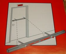 """NEW Exit Security Blockade Bar for 36"""" Outswing Door Forced Entry Deterrent"""