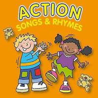 Action Songs and Rhymes, , Very Good