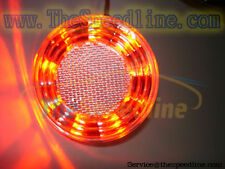 1R 08 09 10 TOYOTA COROLLA RED LED Reflector Lamp 2009