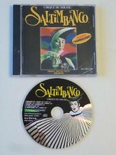 Cirque Du Soleil Saltimbanco Music By Rene Dupere 1992 CD
