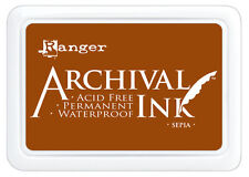 SEPIA Archival Ink Pad #0 - Ranger