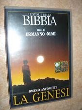 DVD LE STORIE DELLA BIBBIA LA GENESI REGIA OLMI NUOVO