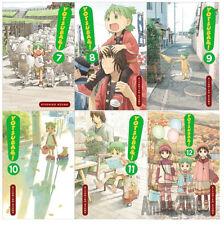 Yotsuba&! English Manga Series Set 7-12 by Kiyohiko Azuma Brand New!