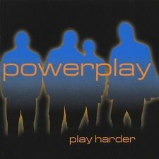 Play Harder [EP] by Powerplay (CD, 2004, Hapi Skratch Records)