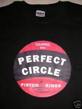 Equipado círculo perfecto Anillos de Pistón Hot Rod Camiseta