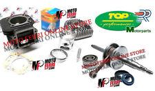 MF0107 - KIT GRUPPO TERMICO DR 70cc + ALBERO MOTORE CUSCINETTI TOP MBK BOOSTER