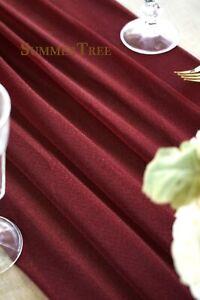 "Wedding Reception Arch Draping Fabric 29"" Wide 6.5 Yards Chiffon Fabric Curtains"