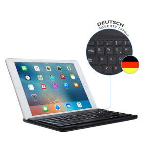 DEUTSCHE Tastatur Schwarz Für für iPad mini 1 2 3 4 5 QWERTZ Keyboard