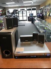 Samsung HT-P38 DVD Home Theater System 5.1 Wireless Rear Channel Free Shipping