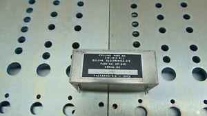 Collins Radio Passband Filter 210-1013-019 Bulova 3.6-15 KC