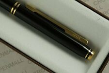 Cross USA made Classic Executive Series Black & 22Kt Gold Signature 0.5mm Pencil