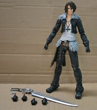 SQUARE ENIX Dissidia Final Fantasy Play Arts Kai Squall Leonhart Figure NO BOX