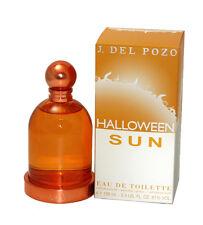 HALLOWEEN SUN-J.DEL POZO FOR WOMEN-EDT-SPR-3.4 OZ-100 ML-AUTHENTIC TESTER-SPAIN