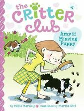 Amy and the Missing Puppy 1 by Callie Barkley (2013, Paperback)