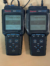 2 Thermo Scientific Orion Star A221 Ph Meters Used With Power Supply