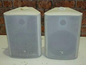 Pair Focal Chorus V Weatherproof Outdoor Use Loudspeakers (No Fixing Brackets)