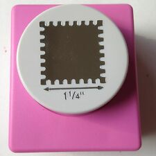 """McGill Stacking Postage Stamp  Square Punch  1 1/4"""" (95910) - NEW"""
